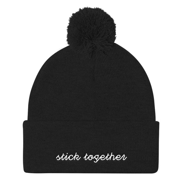 Stick Together Knit Cap