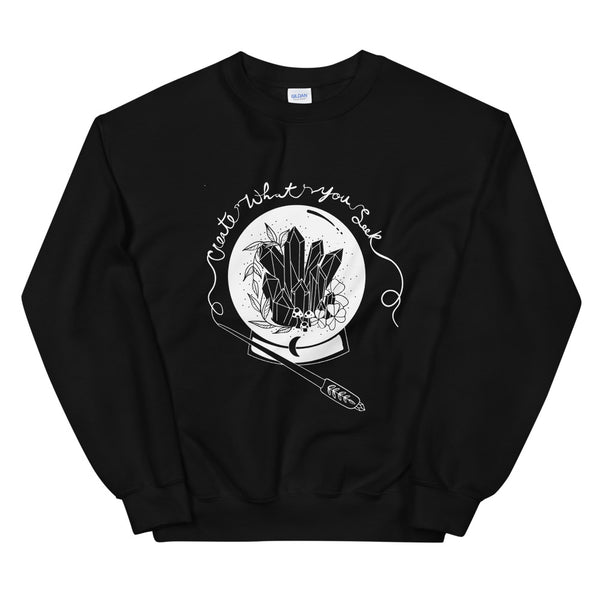 Create What You Seek Sweatshirt