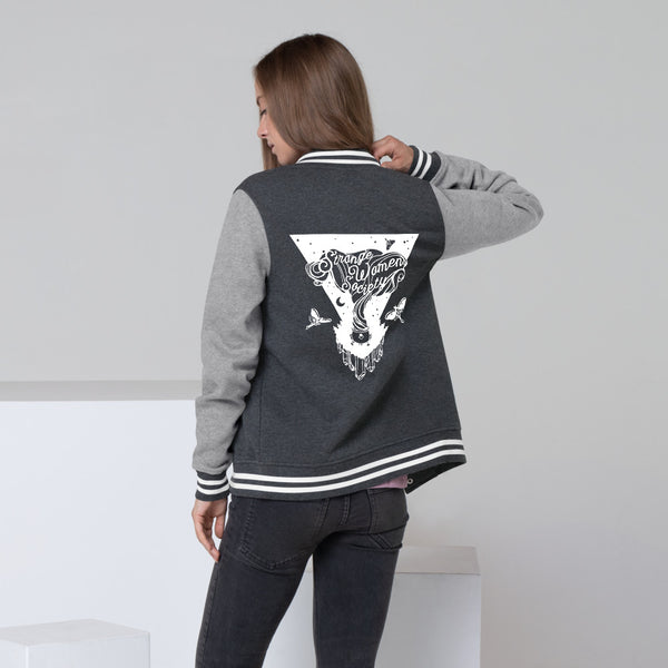 Follow the Flame Letterman Jacket