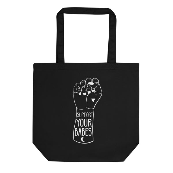 Support Your Babes Tote Bag