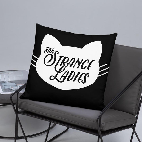 The Strange Ladies Pillow