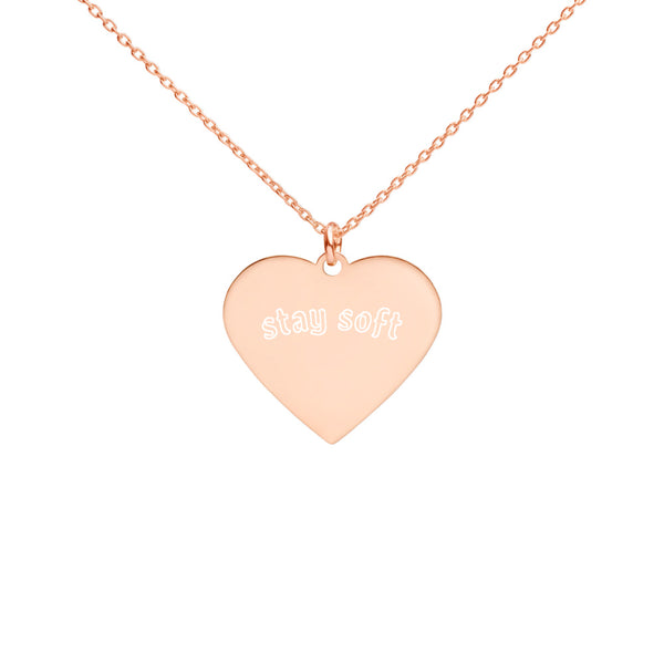 Stay Soft Necklace