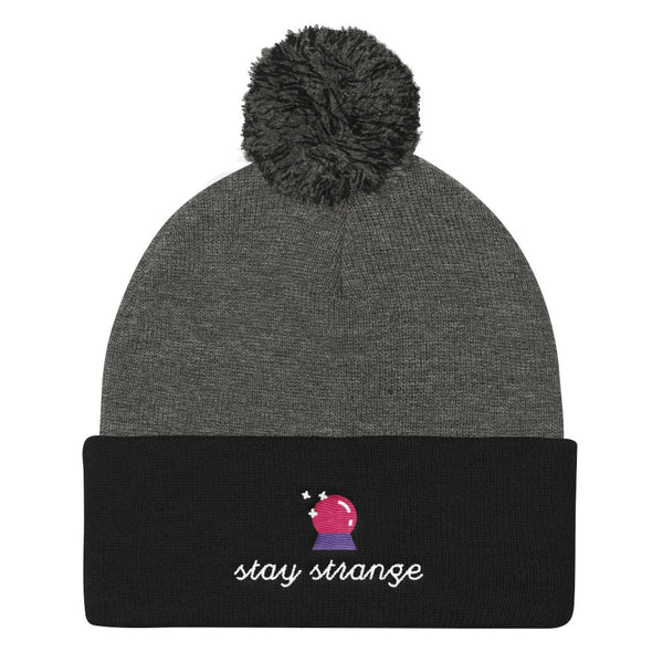 Stay Strange Knit Cap