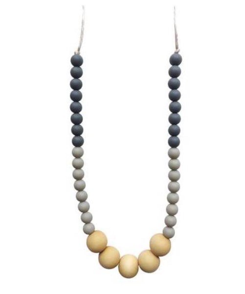 Danny Teething Necklace - The Green Shelf Boutique