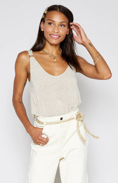 Knit Tank Top - The Green Shelf Boutique