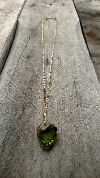 Olivine - The Green Shelf Boutique