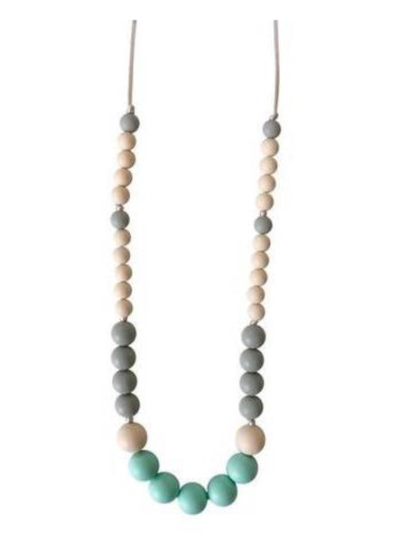 Jenica Teething Necklace - The Green Shelf Boutique