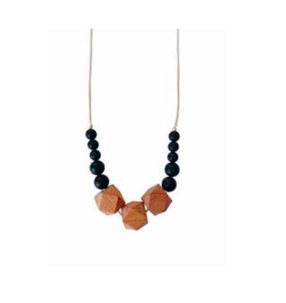 Teething Necklace- Easton - The Green Shelf Boutique