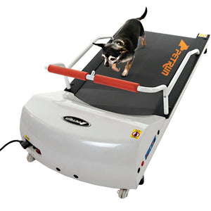 Go Pet Petrun Pr700 Dog Treadmill Indoor Exercise / Fitness Kit - For Dogs Upto 44 Pounds - Allrate Shopping
