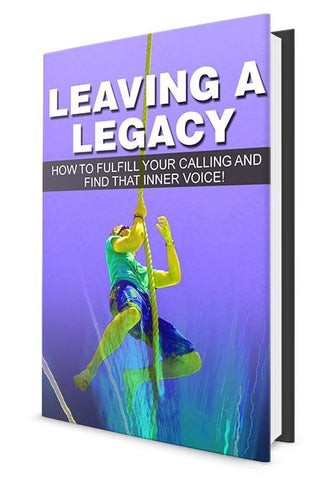 Leaving A Legacy eBook