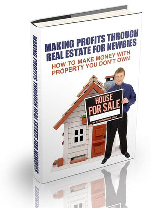 Making Profits Through Real Estate For Newbies eBook