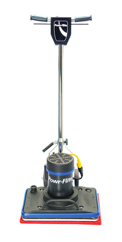 Powr-Flite ORB1420 Orbital Floor Machine, 1.5 hp, 3500 rpm, 20