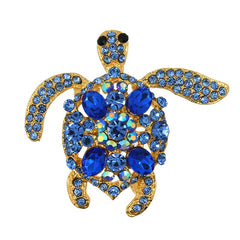 Cute European Style Tortoise Brooch For Women