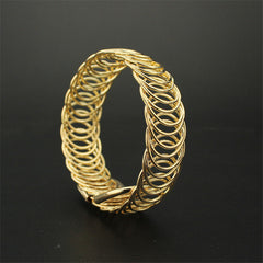 Elegant Alloy Bangle