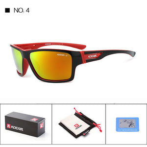 KDEAM Polarized Sunglasses for Men