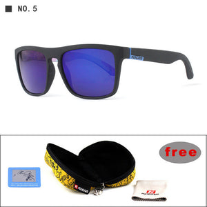 KDEAM Polarized Mirror Sport Sunglasses for Men