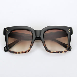 Designer Square Sun Glasses Women