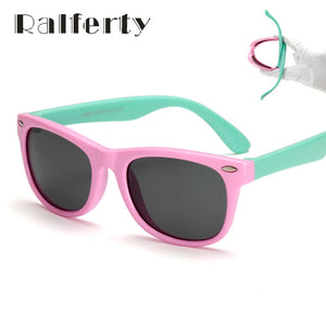 Kids Ralferty TR90 Flexible Polarized Sunglasses - Allrate Shopping