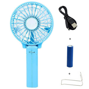 Foldable Hand Mini Fan