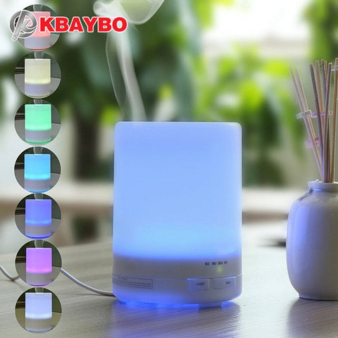 Image of Aroma Oil Diffuser - Allrate Shopping