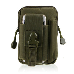 Tactical Waist Pack - Cell Phone Belt Pouch Case