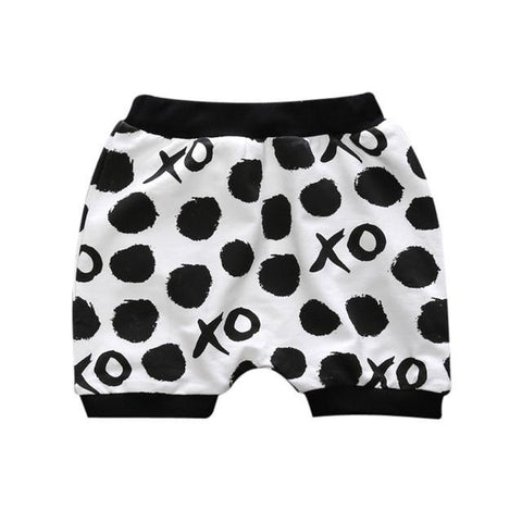 Image of Baby Boy Printed Shorts