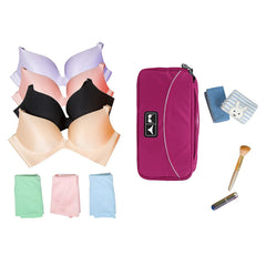 Travel Packing Cube - Lingerie - Bra - Underwear