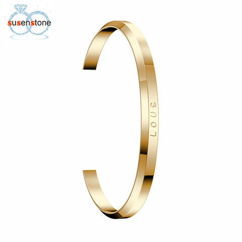 Luxury Design Half Open Love Bracelet