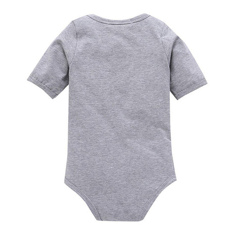 Image of Baby Boy Short Sleeve Piece Romper
