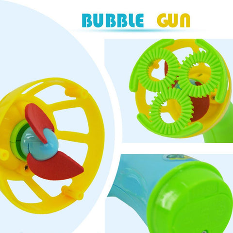 Magic Bubble Maker and Blower Machine