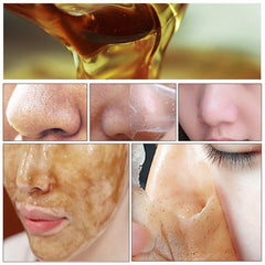 AFY Honey Milk Face Wax - Extract Moisturize Exfoliate Firm Brighten