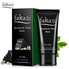 Black Mud Purifying Peel Face Mask - Deep Cleaning Blackhead Remover