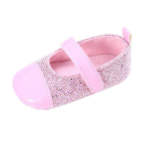 Baby Girl's Sequin Princess Shoes