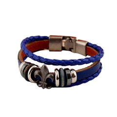 Retro Leather Bracelet
