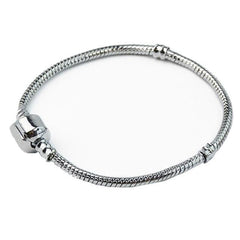 1 PC Women's 3mm Snake Chain Bracelet
