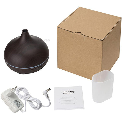 300ml Air Humidifier and Essential Oil Diffuser