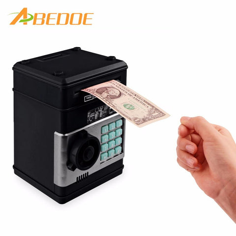 Kids Electronic Password Money Saving Bank