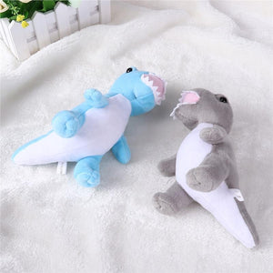 Cute 2 Piece Cuddly Dinosaur Plush Toys