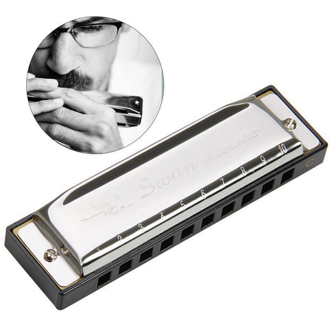 Key Of C Professional Blues Harmonica