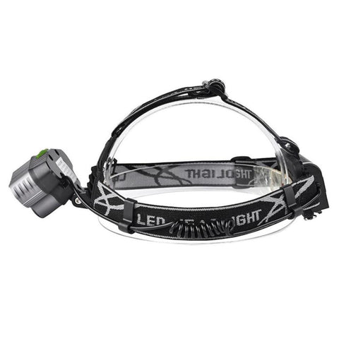 LED Rechargeable USB Headlamp