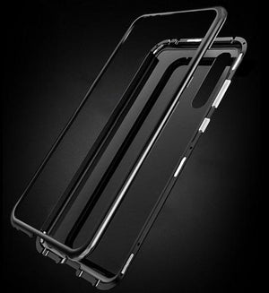 Magnetic Flip Adsorption Phone Case for Huawei P20 Huawei P20 pro