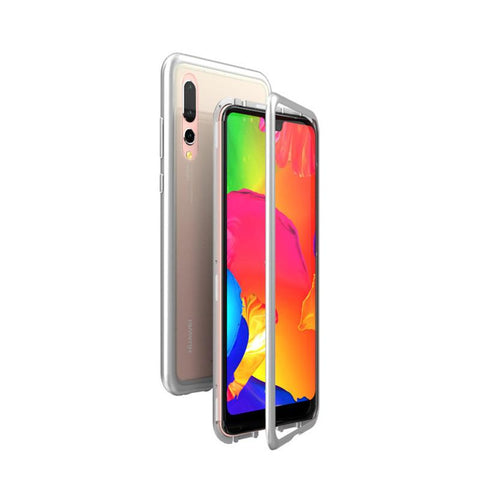 Image of Magnetic Flip Adsorption Phone Case for Huawei P20 Huawei P20 pro