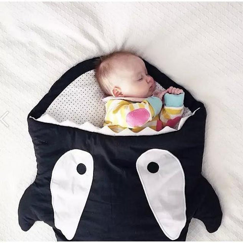 Image of Baby Blanket Sleeping Bag
