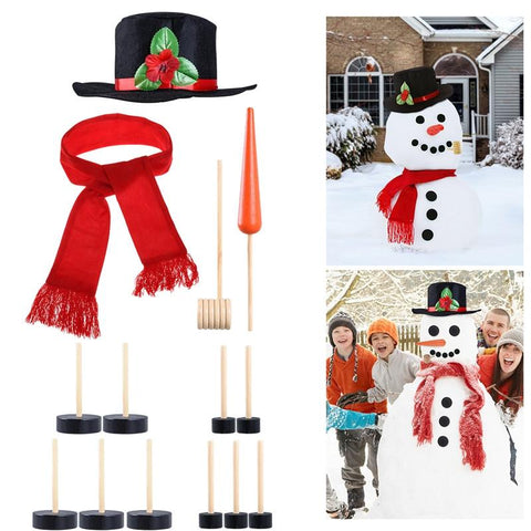 Image of 14pc Snowman Kit