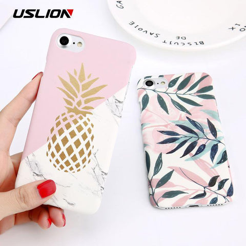 Print Phone Case For iPhone - Hard Cell Cover