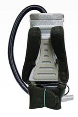 Sandia 20-2000 XP-3 Whisper Raven Commercial Backpack Vacuum, 10 Quart Capacity