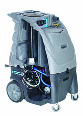 Sandia 80-3200-H Dual 3 Stage Vacuum Motor Sniper Commercial Extractor with 2000 Watt In-Line Heater, 12 Gallon Capacity, 200 psi Adjustable Pump