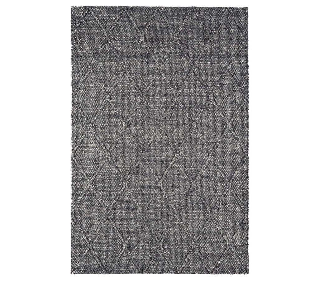 Alpha CouniastDia Charcoal Rug