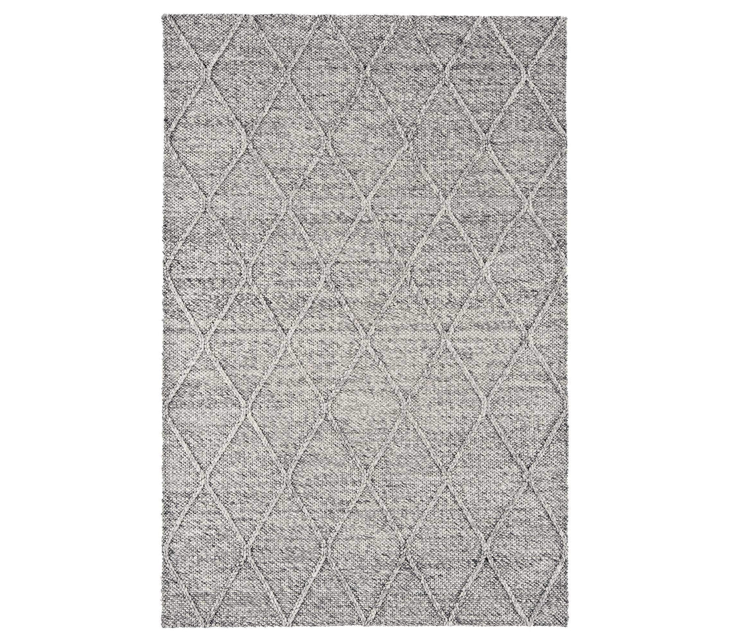 Alpha CouniastDia Grey Rug