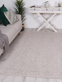 Polo Patio Felicitas Cream Beige indoor / Outdoor Rug